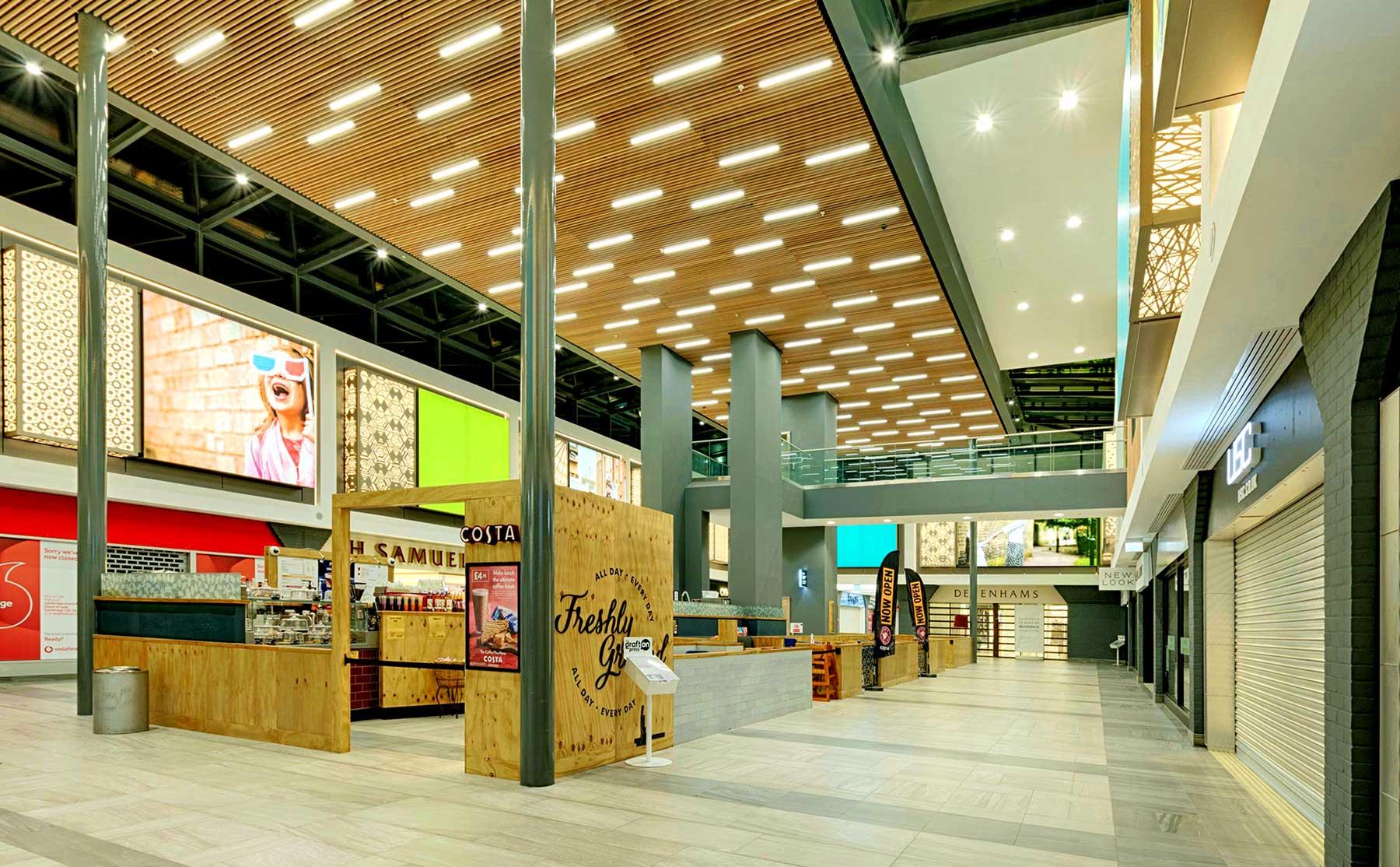 Grafton Shopping Centre Box Image